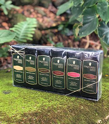 Mixed Packs of Premium Coffee